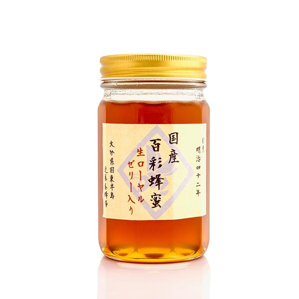 国産百彩蜂蜜